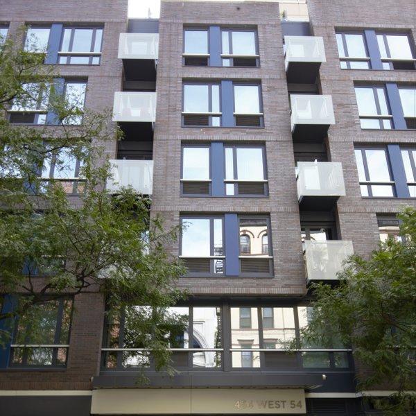 West 54th Apartments: The Hit Factory Condominium